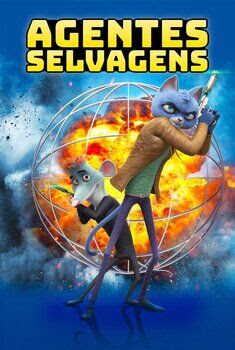 Agentes Selvagens Torrent – BluRay 720p/1080p Dual Áudio