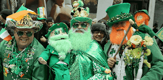 Saint Patrick's Day - Dia de São Patrício