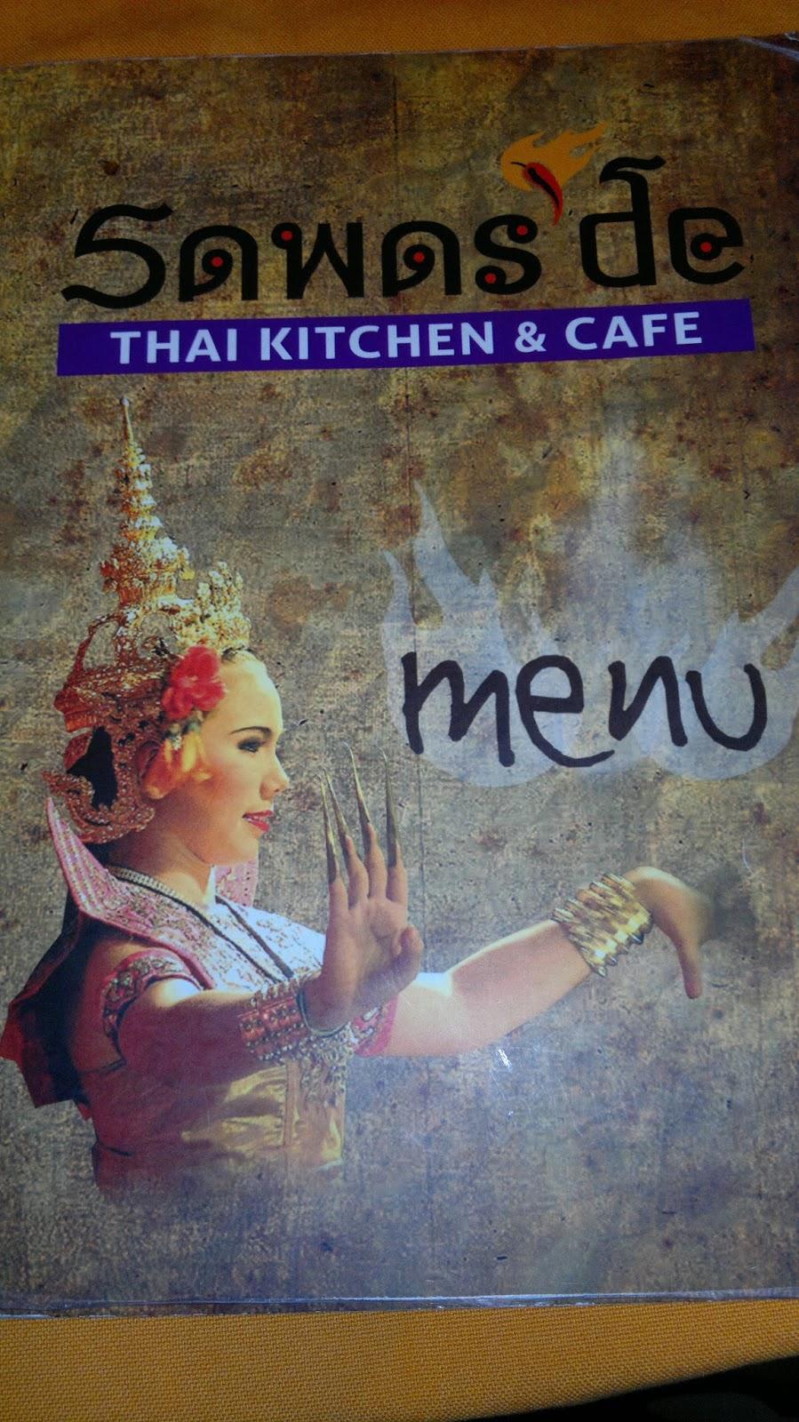 Kata Thai Kitchen Menu