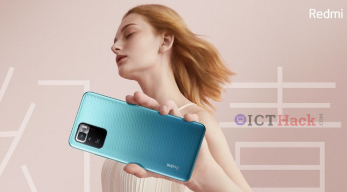Redmi Note 10 Ultra 5G with MediaTek Dimension 1100 processor and AMOLED display