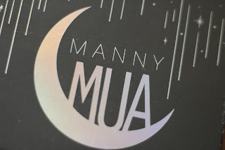 Makeup Geek X MannyMua Eyeshadow Palette Review and Swatches