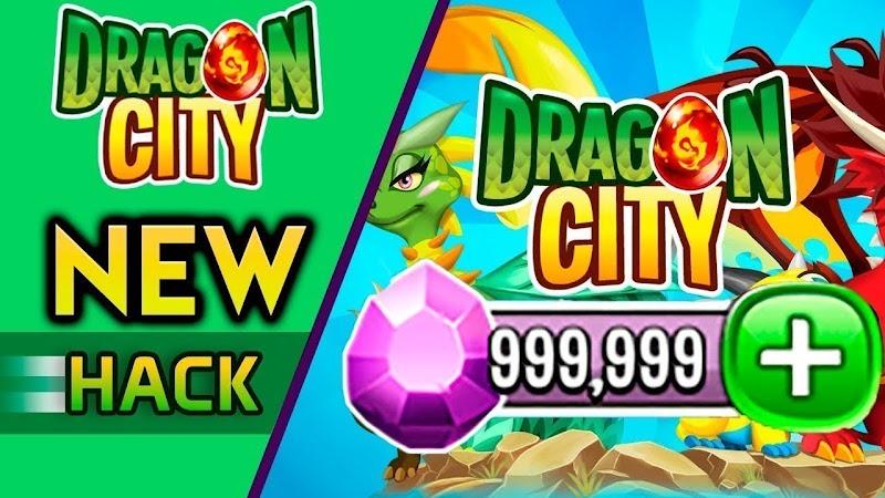 Dragon City - Genera oro y gemas gratis para DRAGON CITY ⭐ 100% efectivo ✅