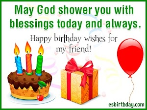 Best 60 Birthday Wishes Text for your Best Friend – Happy birthday Dear Friend