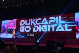 Ditjen Dukcapil Kemendagri Luncurkan Go-Digital, Layanan Kependudukan Jadi Lebih Efektif dan Efisien