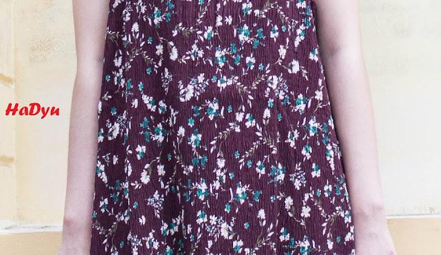 LandGirly - Đầm hai hoa nhí HaDyu Store