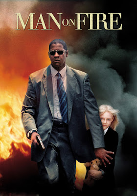 Man On Fire 2004 DVD R1 NTSC Latino