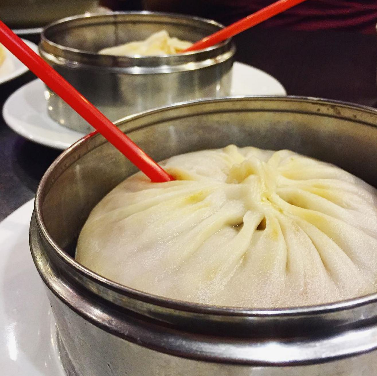 Where To Get That Giant Soup Dumpling In Orange County!