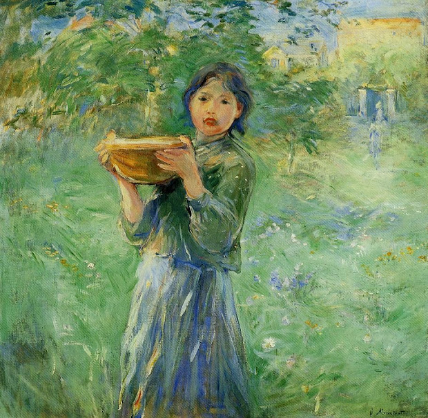 Berthe Morisot Famous Paintings