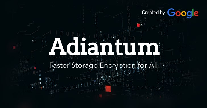 adiantum file encryption