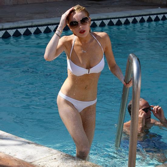 Celebrity Bikini Bodies: Lindsay Lohan