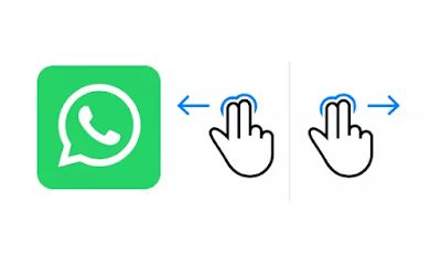 WhatsApp v2.18.28 APK Update to Download with New Swipe for Reply Feature