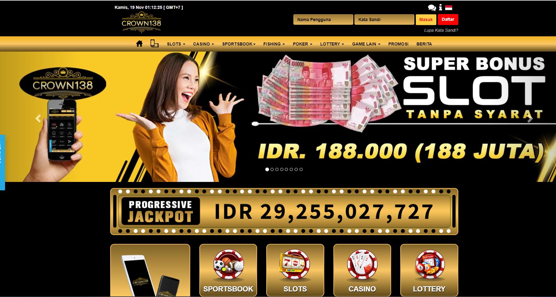 Crown138 Situs Judi Slot Online Playtech Big Win 777 Yang Mudah Menang Profile Full Press Coverage Forum