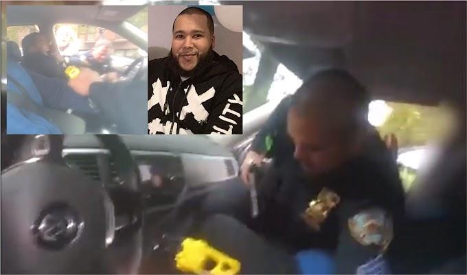VIDEO: Escalofriantes imágenes del asesinato de dominicano a manos de sargento difundidas por el NYPD