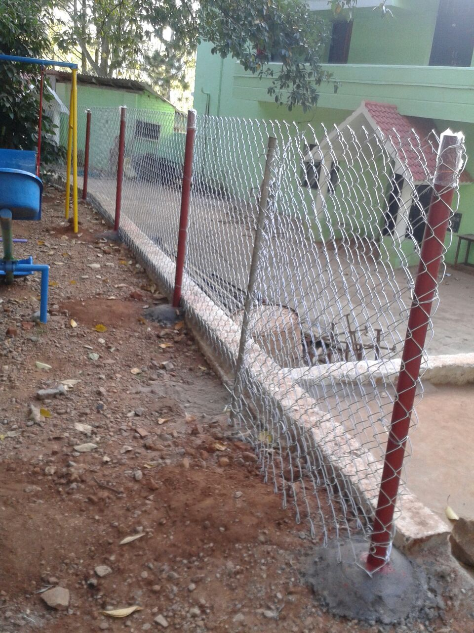 Fencing Works contractors in Chinnasalem Chennai Quality services ...