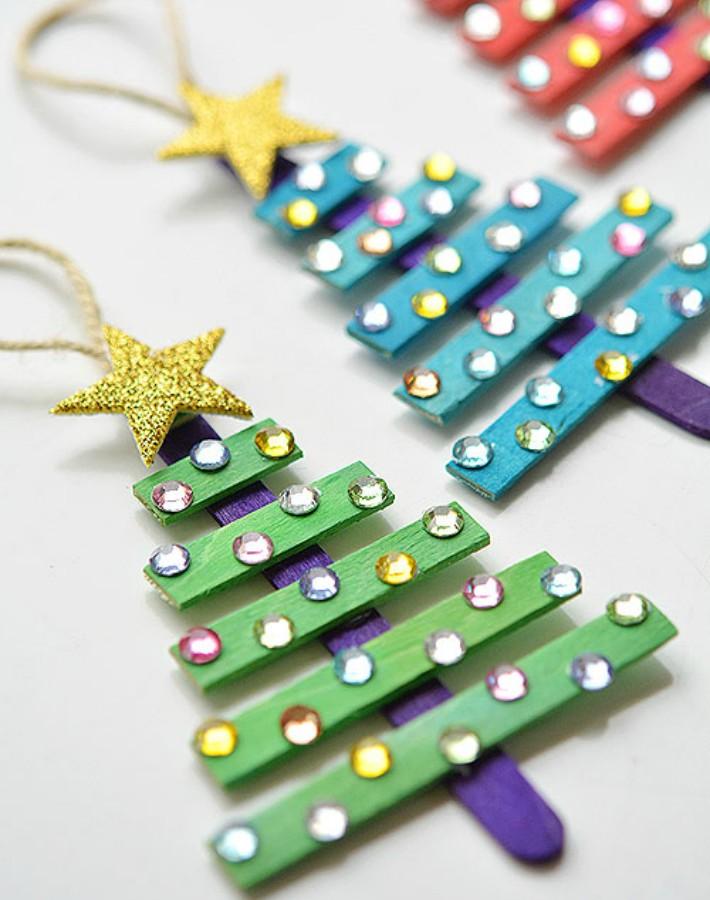 6 Diy divertidos de Navidad para este finde