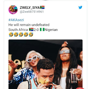 AKA, South Africans Jubilate As Organizers Cancel Burna Boy's Concert