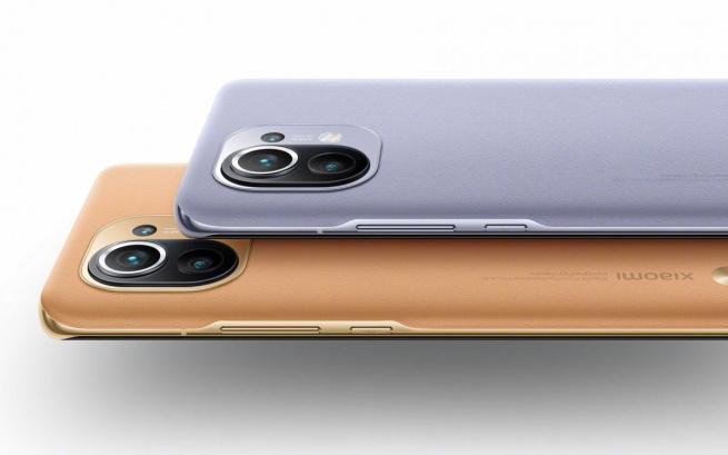 Xiaomi Mi 11 Snapdragon888 Amoled