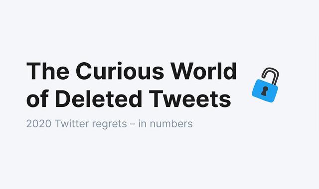 Twitter Deleter Statistics