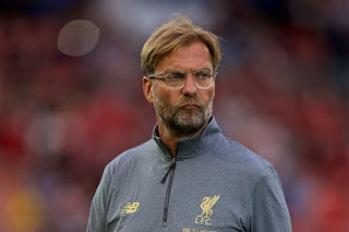 Liverpool manager Jurgen Klopp in contact with Manchester United's target