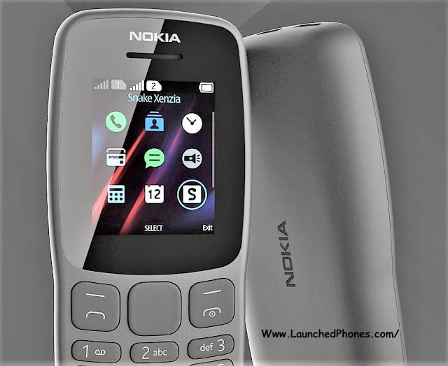 launched inwards Russian Federation equally a novel characteristic mobile band of the HMD Global Nokia 106 2018 launched equally a characteristic band