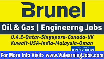 Brunel Energy Career & Jobs 2019 In Worldwide