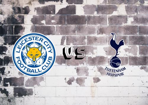 Leicester City vs Tottenham Hotspur  Resumen y Partido Completo