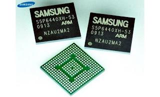 Samsung sản xuất chip