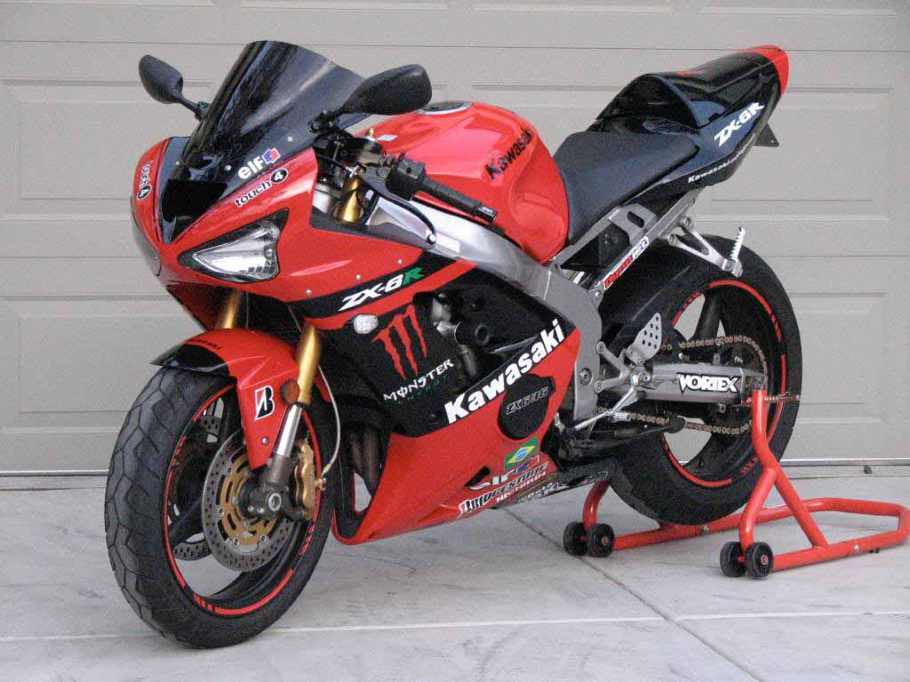 Monster Energy Wallpaper For Phones 3d Kawasaki Zx6r Red 500 Collection Hd Wallpaper