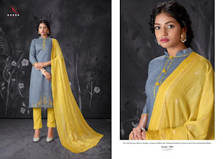 Kaara Suits Ghunght Vol 3 Cotton  Dress Material Colletion