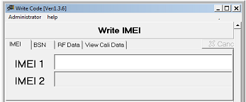 Download WriteCode IMEI Tool To Write IMEI On MediaTek