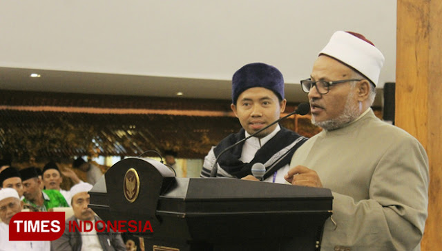Ulama Al-Azhar Mesir Kagumi Perkembangan Islam di Indonesia