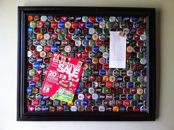 Bottle Cap Craft For Home Decor Arts Crafts Ideas Movement