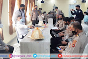 Audit Kinerja PNBP, Itwasum Mabes Polri Kunjungi Polres Pangkep
