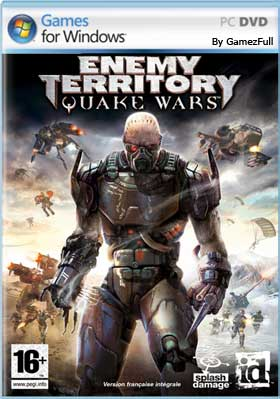 Enemy Territory Quake Wars [PC] Full [Español] [MEGA]