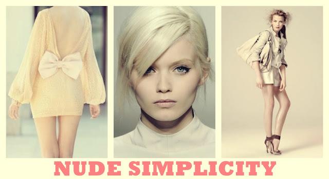 Nude simplicity