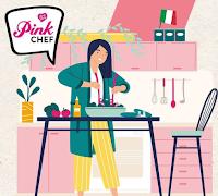 """Concorso Pink Lady """"Pink Chef"""" : vinci gratis Kit Pasticceria o banchetto nei frutteti"""