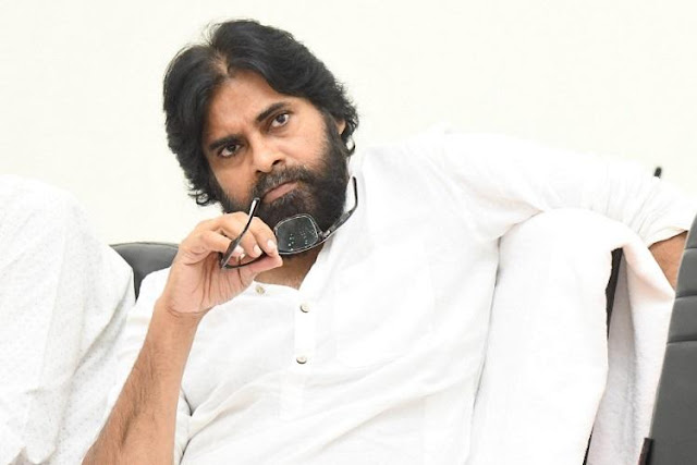 Pawan kalyan new