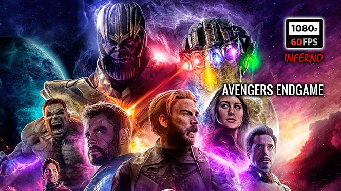 Avengers: Endgame (2019) BDRip 1080p 60FPS Español Latino-Inglés