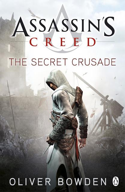 News: Capa do livro A Cruzada Secreta, de Oliver Bowden. 18