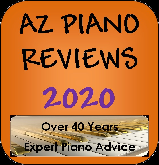 Digital Piano Reviews / AZ Piano Reviews / 2020