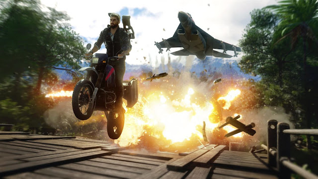 Download Just Cause 4 PS4 ISO Free Full Version