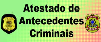 Atestado de Antecedentes Criminais  em Vitória