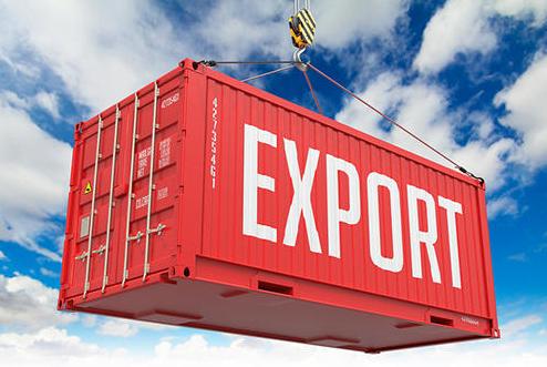 Export Barang