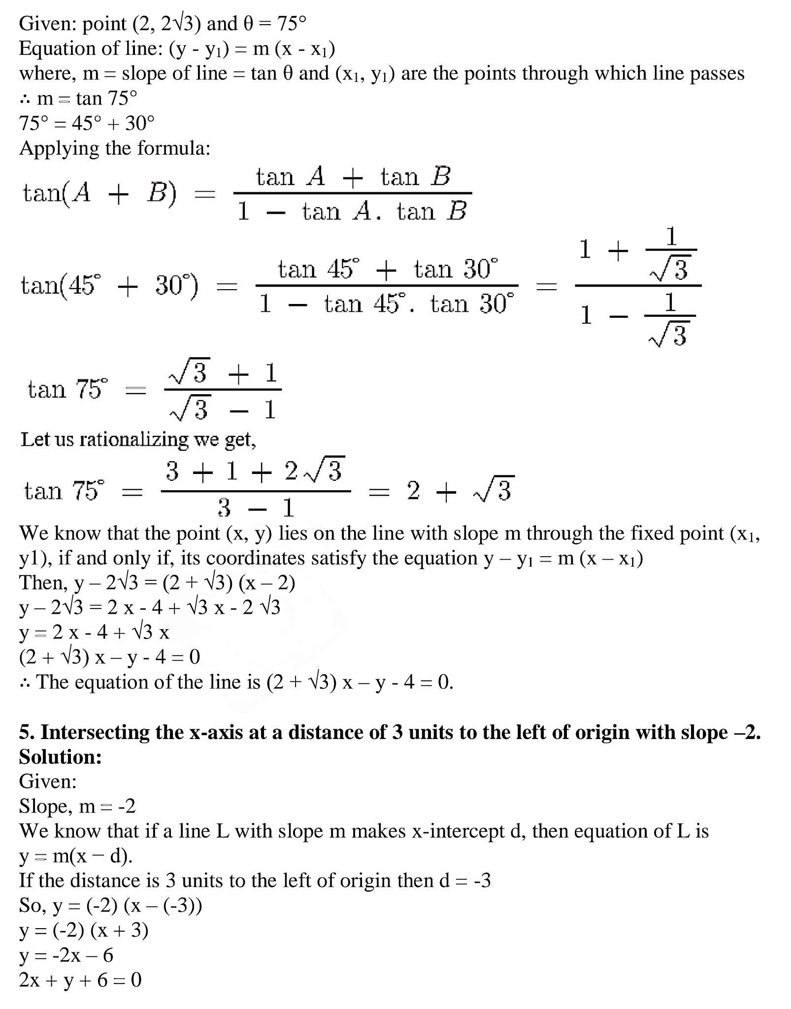 Class 11 Maths Chapter 10- Straight Lines,  11th Maths book in hindi,11th Maths notes in hindi,cbse books for class  11,cbse books in hindi,cbse ncert books,class  11  Maths notes in hindi,class  11 hindi ncert solutions, Maths 2020, Maths 2021, Maths 2022, Maths book class  11, Maths book in hindi, Maths class  11 in hindi, Maths notes for class  11 up board in hindi,ncert all books,ncert app in hindi,ncert book solution,ncert books class 10,ncert books class  11,ncert books for class 7,ncert books for upsc in hindi,ncert books in hindi class 10,ncert books in hindi for class  11  Maths,ncert books in hindi for class 6,ncert books in hindi pdf,ncert class  11 hindi book,ncert english book,ncert  Maths book in hindi,ncert  Maths books in hindi pdf,ncert  Maths class  11,ncert in hindi,old ncert books in hindi,online ncert books in hindi,up board  11th,up board  11th syllabus,up board class 10 hindi book,up board class  11 books,up board class  11 new syllabus,up Board  Maths 2020,up Board  Maths 2021,up Board  Maths 2022,up Board  Maths 2023,up board intermediate  Maths syllabus,up board intermediate syllabus 2021,Up board Master 2021,up board model paper 2021,up board model paper all subject,up board new syllabus of class 11th Maths,up board paper 2021,Up board syllabus 2021,UP board syllabus 2022,   11 वीं मैथ्स पुस्तक हिंदी में,  11 वीं मैथ्स नोट्स हिंदी में, कक्षा  11 के लिए सीबीएससी पुस्तकें, हिंदी में सीबीएससी पुस्तकें, सीबीएससी  पुस्तकें, कक्षा  11 मैथ्स नोट्स हिंदी में, कक्षा  11 हिंदी एनसीईआरटी समाधान, मैथ्स 2020, मैथ्स 2021, मैथ्स 2022, मैथ्स  बुक क्लास  11, मैथ्स बुक इन हिंदी, बायोलॉजी क्लास  11 हिंदी में, मैथ्स नोट्स इन क्लास  11 यूपी  बोर्ड इन हिंदी, एनसीईआरटी मैथ्स की किताब हिंदी में,  बोर्ड  11 वीं तक,  11 वीं तक की पाठ्यक्रम, बोर्ड कक्षा 10 की हिंदी पुस्तक  , बोर्ड की कक्षा  11 की किताबें, बोर्ड की कक्षा  11 की नई पाठ्यक्रम, बोर्ड मैथ्स 2020, यूपी   बोर्ड मैथ्स 2021, यूपी  बोर्ड मैथ्स 2022, यूपी  बोर्ड मैथ्स 2023, यूपी  बोर्ड इंटरमीडिएट बायोलॉजी सिले