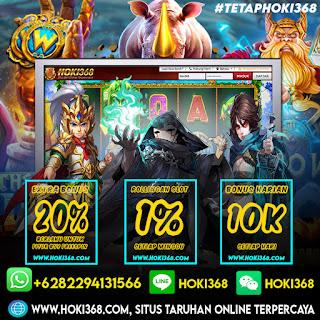 Slot online 2021