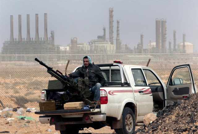 Λιβύη: Ρώσοι μισθοφόροι εισήλθαν στην περιοχή κοιτασμάτων