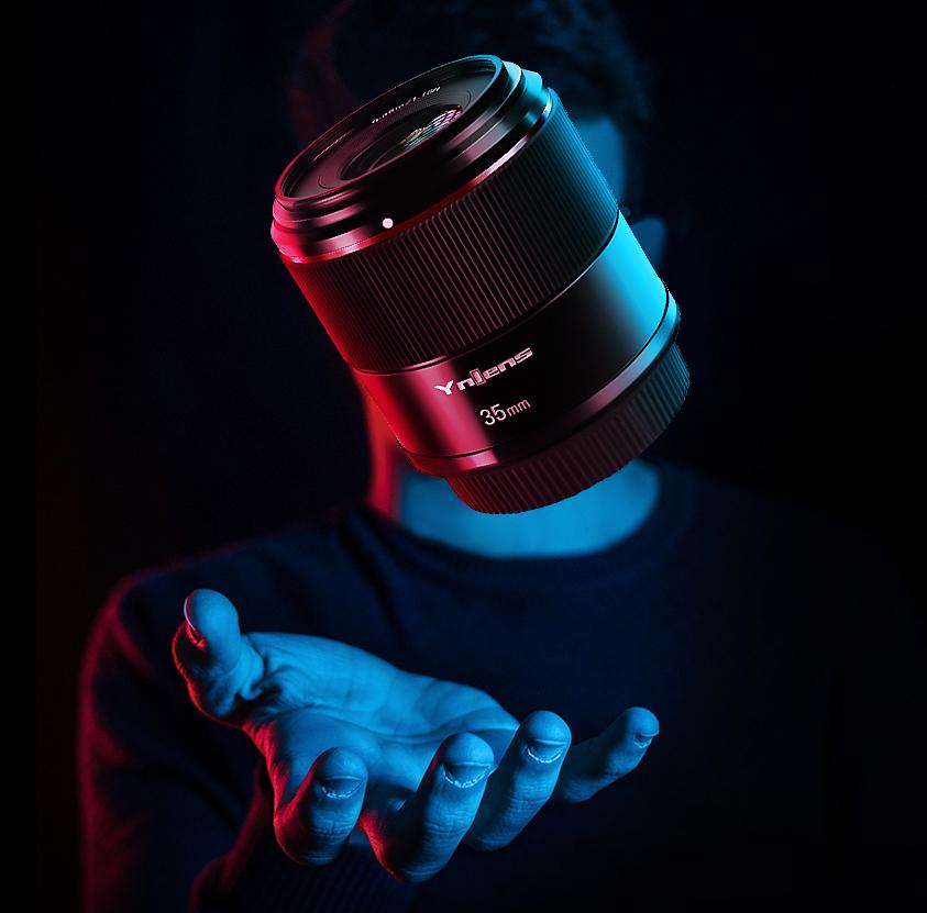 объектив Yongnuo YN 35mm f/2R DF DSM для Сanon RF