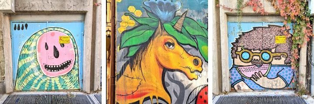 Things to do in Plovdiv Bulgaria: Look for Plovdiv street art