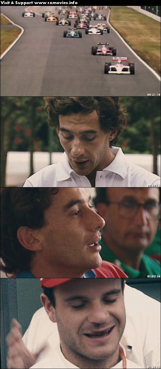 Ayrton Senna Beyond the Speed of Sound 2010 English 480p BRRip 300MB ESubs