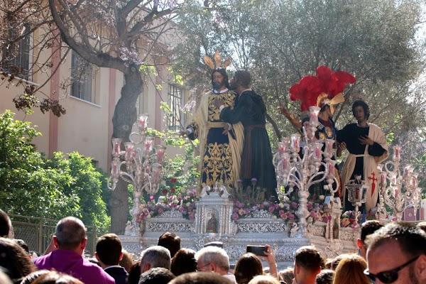 Retransmisión del Domingo de Ramos de Málaga